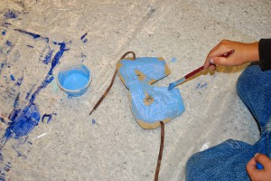 Art Therapy for Youth @ WEGCSS | Slocan | British Columbia | Canada