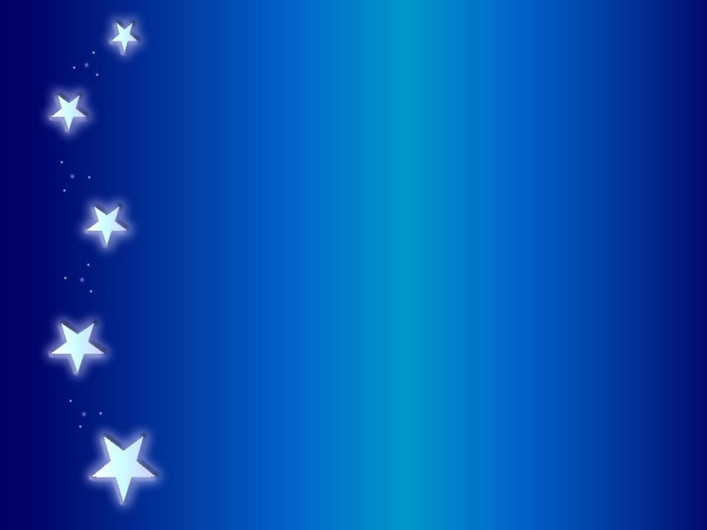 sidebar angel blue stars powerpoint backgrounds w e graham
